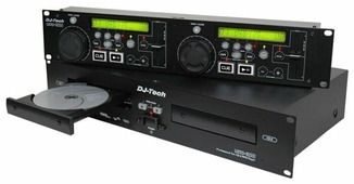DJ CD-проигрыватель DJ-Tech Professional MPX-310
