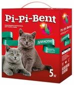 Наполнитель Pi-Pi-Bent Для котят (5 кг)