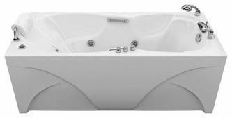 Отдельно стоящая ванна Triton ЦЕЗАРЬ 180х80
