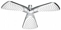 Верхний душ встраиваемый KLUDI Fizz 6757805-00 хром