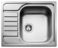 Врезная кухонная мойка TEKA Princess 1B 1/2D 58х50см нержавеющая сталь