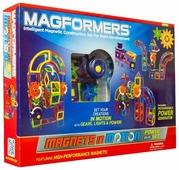 Магнитный конструктор Magformers Magnets in Motion 63207-83