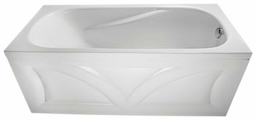Ванна 1Marka Classic 150x70 акрил угловая