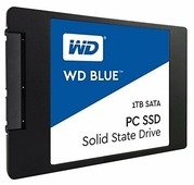 Твердотельный накопитель Western Digital WD BLUE PC SSD 1 TB (WDS100T1B0A)