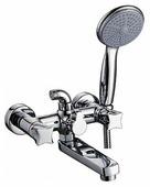 Двухрычажный смеситель для ванны с душем Ledeme H87 L3187