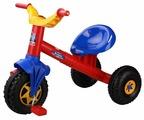 Трехколесный велосипед Альтернатива Ветерок М5249 (красный)