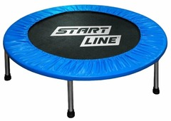 Каркасный батут Start Line Fitness Мини 40 101х101х23 см