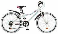 Подростковый горный (MTB) велосипед Novatrack Alice 24 6 (2017)
