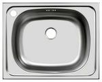 Врезная кухонная мойка UKINOX Classic CLM 500.400-5C 50х40см нержавеющая сталь