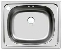 Врезная кухонная мойка UKINOX Classic CLM 500.400---5C