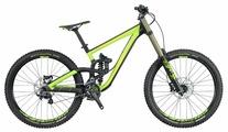 Горный (MTB) велосипед Scott Gambler 720 (2016)