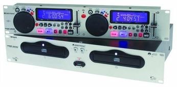 DJ CD-проигрыватель Omnitronic CDP-600