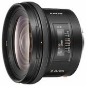 Объектив Sony 20mm f/2.8 (SAL-20F28)