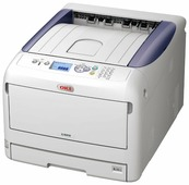 Принтер OKI C822n