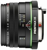 Объектив Pentax SMC DA 35mm f/2.8 Macro Limited