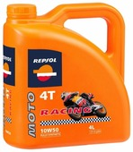 Моторное масло Repsol Moto Racing 4T 10W50 4 л