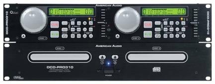 DJ CD-проигрыватель American Audio DCD-PRO 310