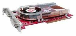 Видеокарта GeCube Radeon X1600 Pro 500Mhz AGP 512Mb 780Mhz 128 bit 2xDVI TV YPrPb