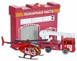 ТЕХНОПАРК Пожарная станция