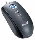 Мышь Genius Traveler 515 Laser Grey USB