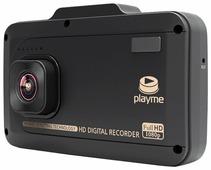 Видеорегистратор с радар-детектором Playme P500 TETRA