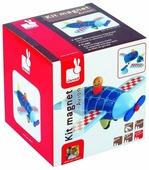 Магнитный конструктор Janod Kit Magnet 05205 Самолет