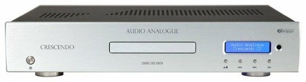 CD-проигрыватель Audio Analogue Crescendo CD Player by AIRTECH
