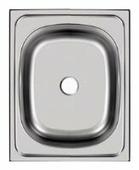 Накладная кухонная мойка UKINOX Standart STD 500.400---4C 0C