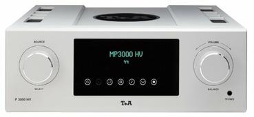 Предварительный усилитель T+A P 3000 HV