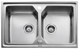 Врезная кухонная мойка TEKA Expression 80 2B 80х50см нержавеющая сталь