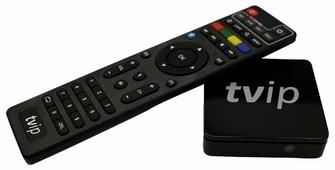 Медиаплеер TVIP S-610