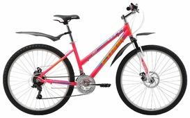 Горный (MTB) велосипед STARK Luna 26.1 D (2017)
