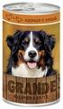 Корм для собак Vita PRO Мясное меню GRANDE для собак, курица с уткой