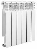 Радиатор секционный биметаллический Lammin Premium BM-500-80
