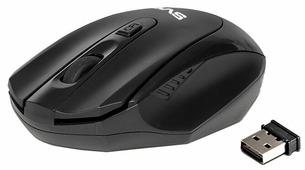 Мышь SVEN RX-315 Wireless Black USB