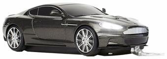 Мышь Click Car Mouse Aston Martin DBS Wired Nano Dark Silver USB