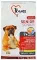 Корм для пожилых собак 1st Choice Senior для здоровья кожи и шерсти, для здоровья костей и суставов, ягненок с коричневым рисом