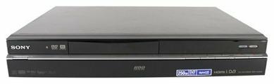 DVD/HDD-плеер Sony RDR-HXD995
