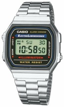 Часы Casio A-168WA-1Y