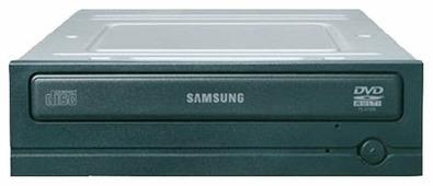 Оптический привод Toshiba Samsung Storage Technology SH-D163A Black