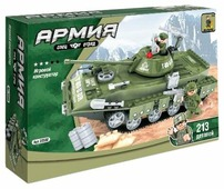 Конструктор Ausini Армия 22502