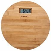 Напольные весы Весы SCARLETT SC-BS33E061 Бамбук