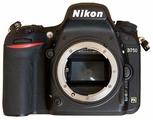 Цифровой фотоаппарат Nikon D750 Body