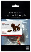 Конструктор Nanoblock Miniature NBC-060 Пудель
