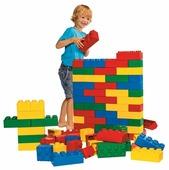 Конструктор LEGO Education PreSchool DUPLO Мягкий базовый набор 45003