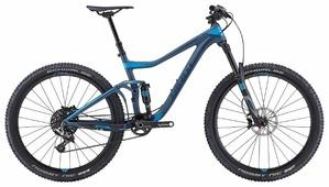 Горный (MTB) велосипед Giant Trance Advanced 27.5 0 (2016)