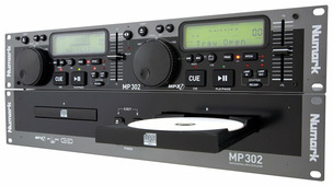 DJ CD-проигрыватель Numark MP302