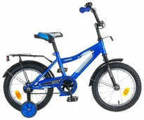 Детский велосипед Novatrack Cosmic 14 (2015)