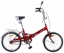 Подростковый городской велосипед Pioneer Cowboy