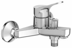 Однорычажный смеситель для ванны с душем Jacob Delafon Brive E75766-CP